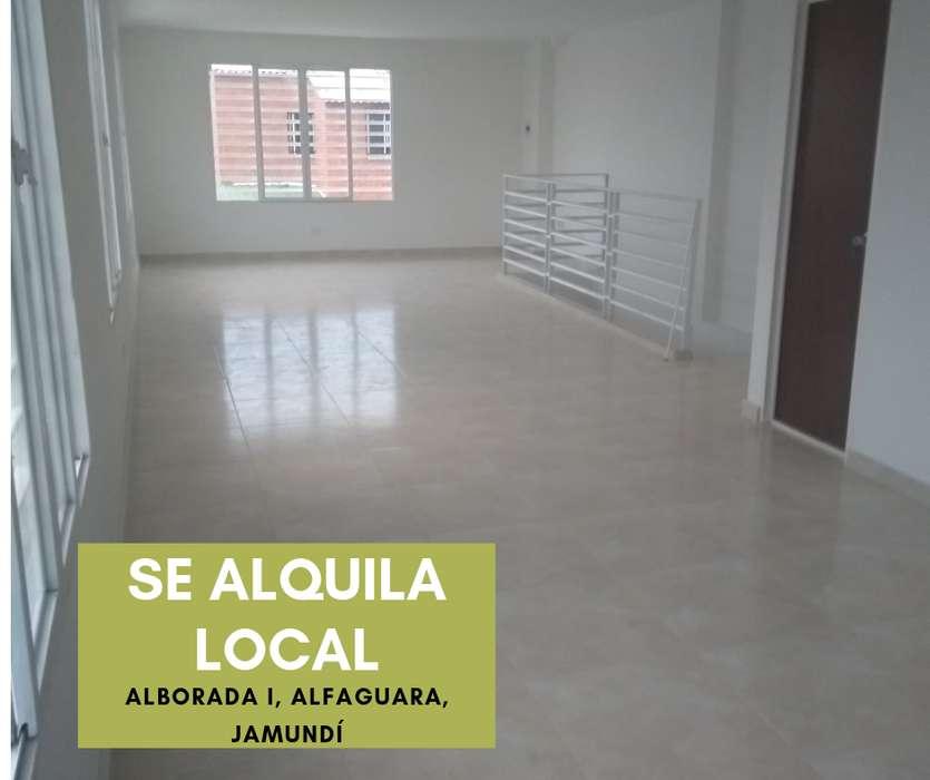 SE ALQUILA LOCAL COMERCIAL DE 59 M2 ALBORADA I (ALFAGUARA)