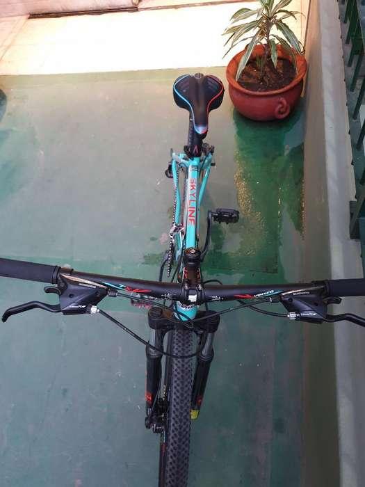 Bicicleta Venzo R29 Liquido