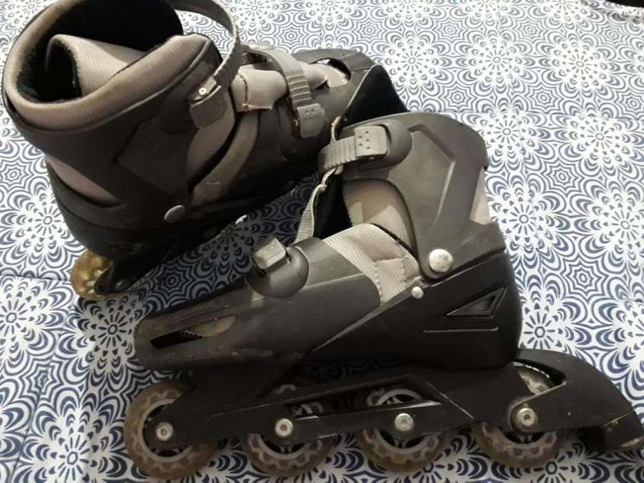 Vendo Rollers Impecables