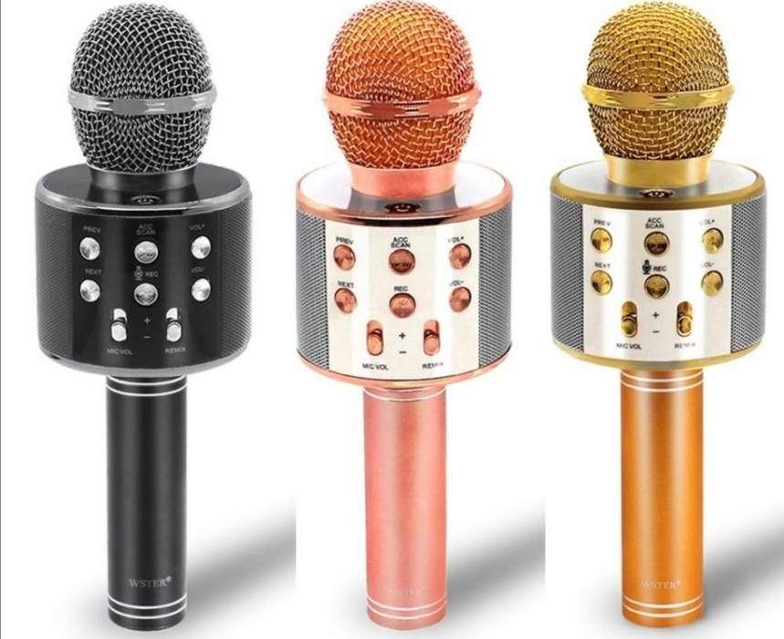 Micrófono Multifuncional