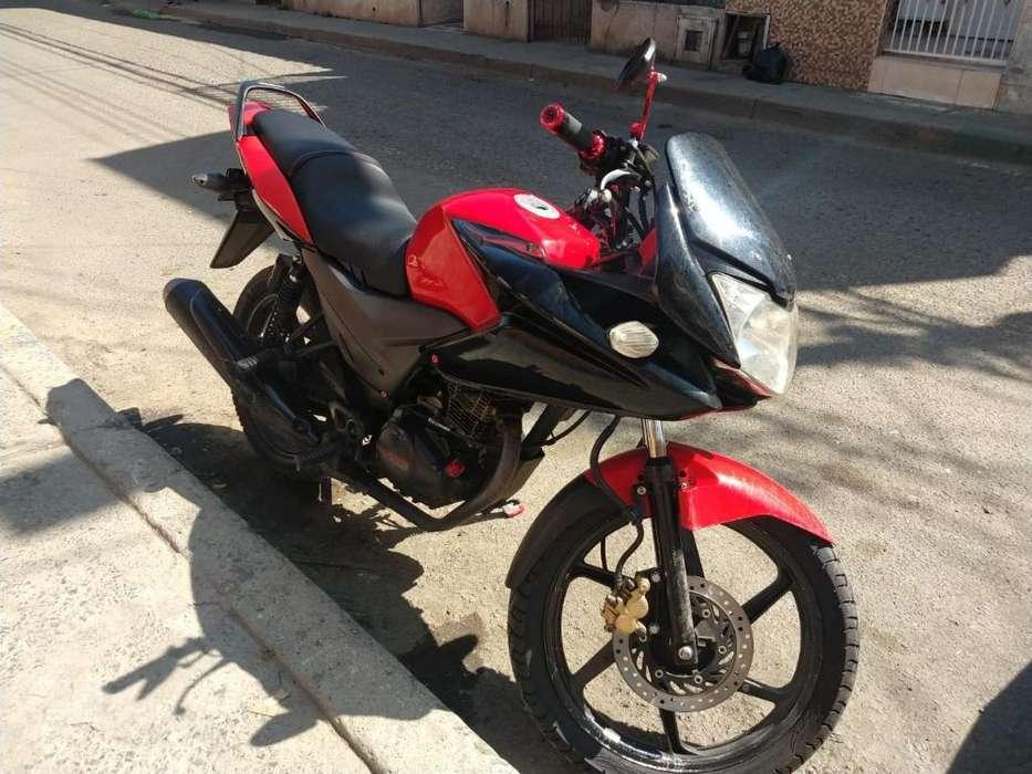 Vendo Moto Cbf 125