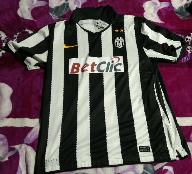 Camiseta Juventus Año 2011