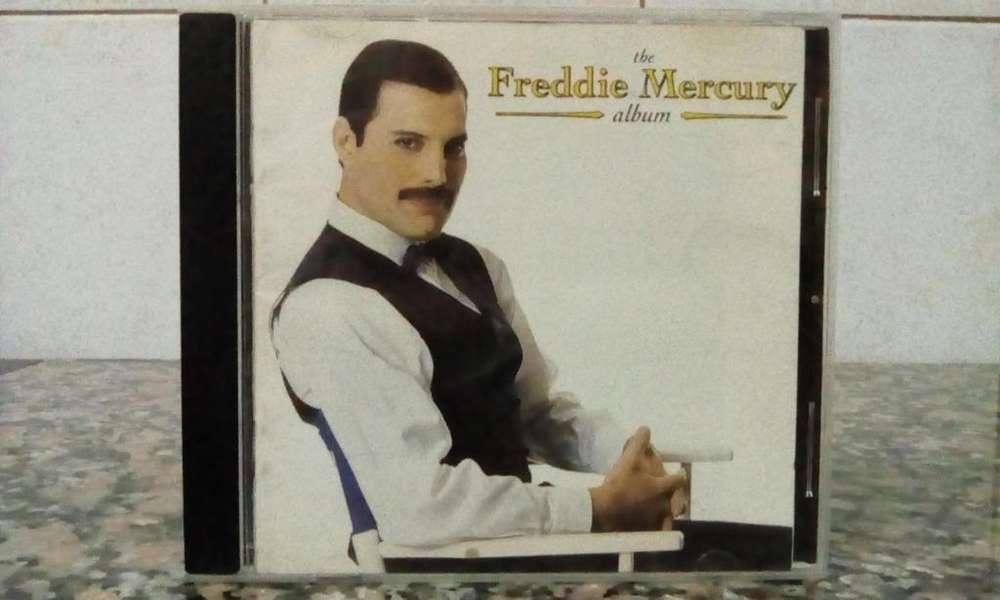 CD The Freddie Mercury Album