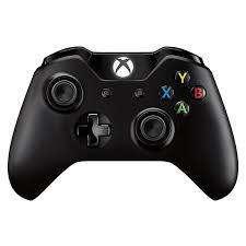Control Xbox One S Negro Blanco Nuevo Original