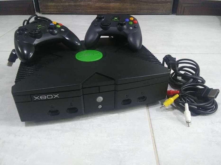 Xbox Clasico 2 Controles Juegos