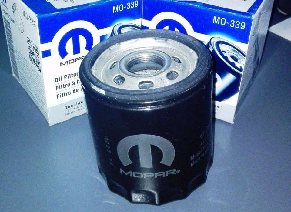FILTRO DE ACEITE ORIGINAL MOPAR - DODGE JOURNEY, JEEP COMPASS - MOTOR 2,4L
