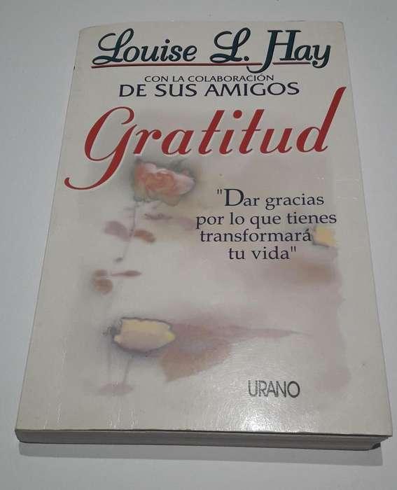 Libro GRATITUD Louise L Hay
