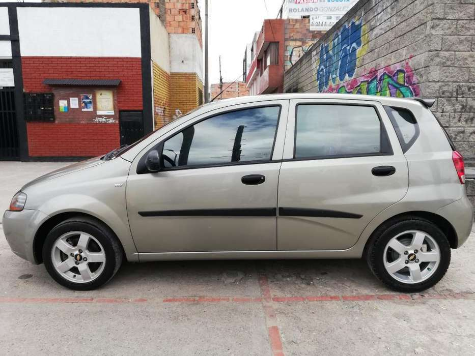 Chevrolet Aveo 2009 - 108000 km