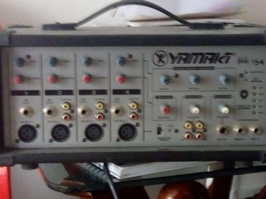 Consola Yakumi MA 154 Salida 150Wats