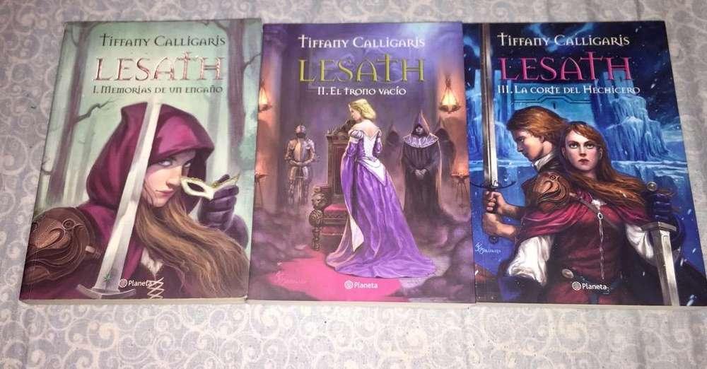 Trilogia Lesath