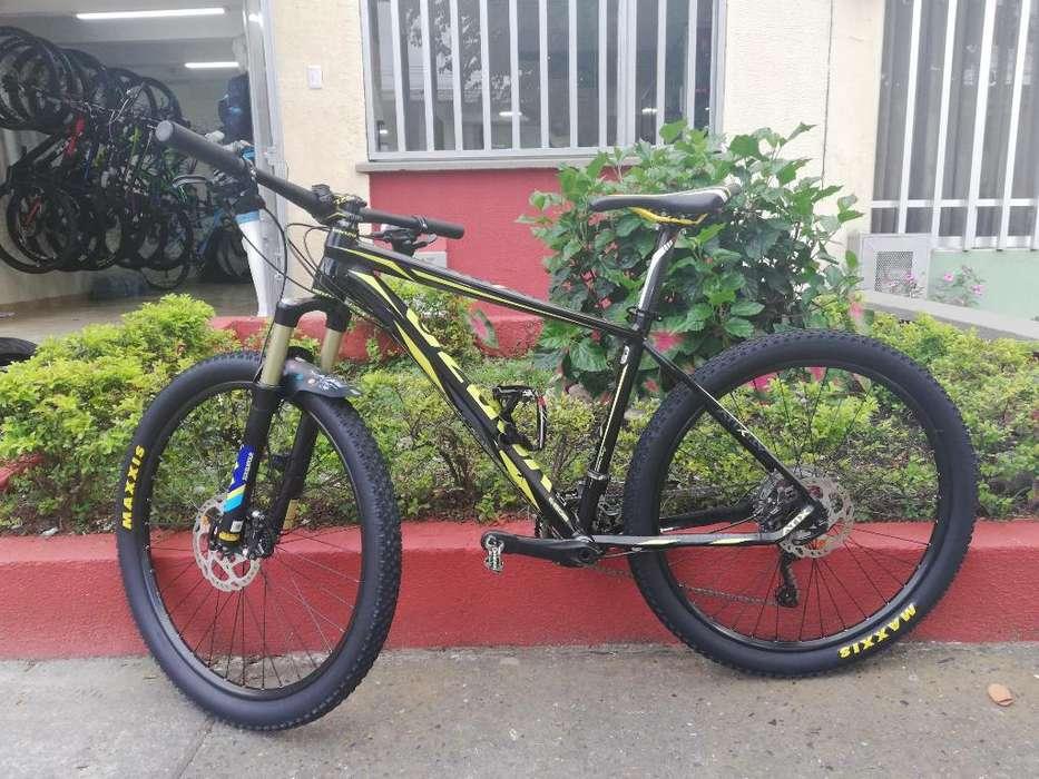 Bicicleta Mtb Talla M 27.5
