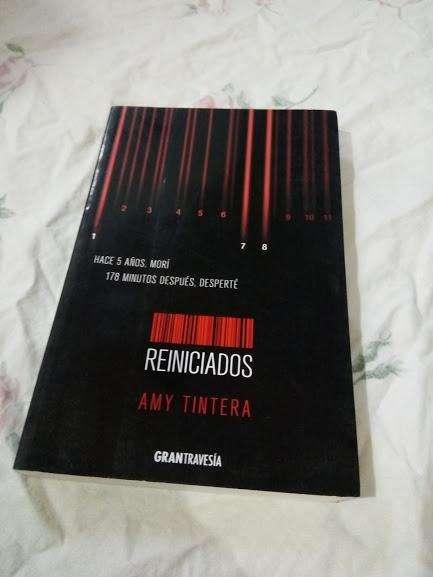 Reiniciados Amy Tintera LIBRO