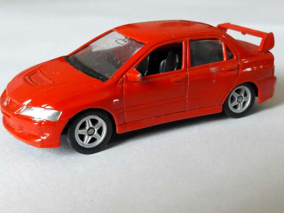 Autito Welly Lancer Evo Iii