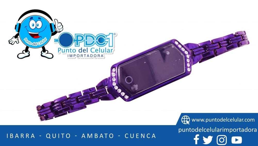 Smart Whatch B78 Reloj Inteligente Brazalete-pdcelular