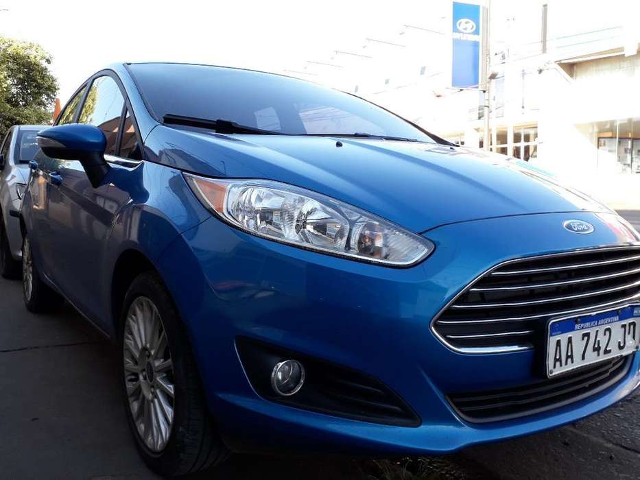Ford Fiesta Kinetic 2016 - 40000 km