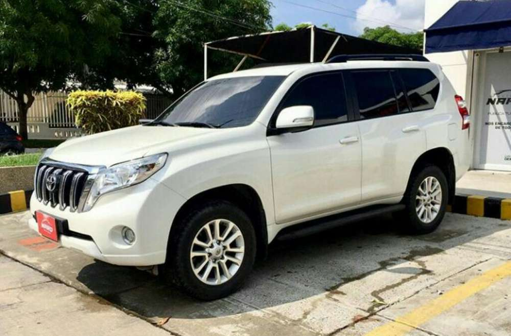 Toyota Prado 2015 - 80100 km