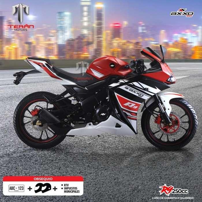 MOTO AXXO TRACKER , 250cc