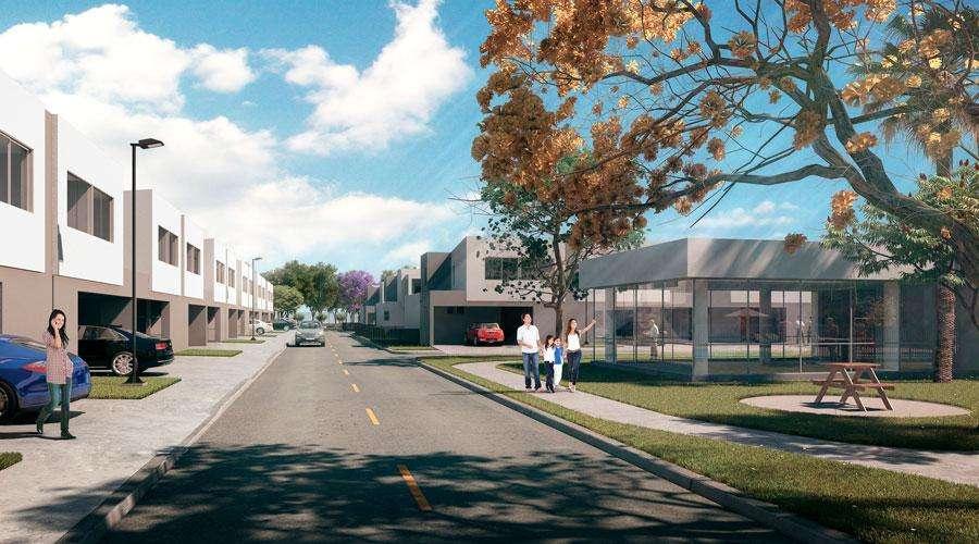 Derechos de inmueble proyecto casa terra