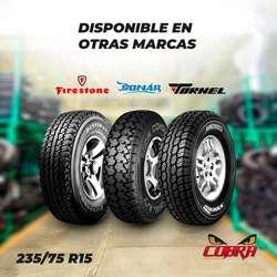 LLANTAS 235/75 R15 MAXXIS