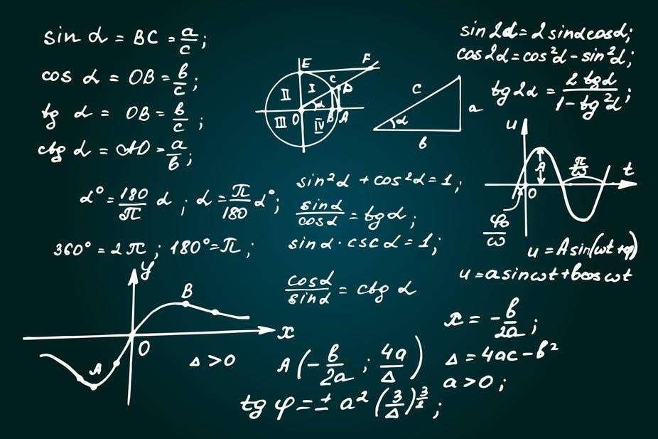 Clases en el Tema de Desigualdades/Inequaciones, de Algebra y Trigonometría