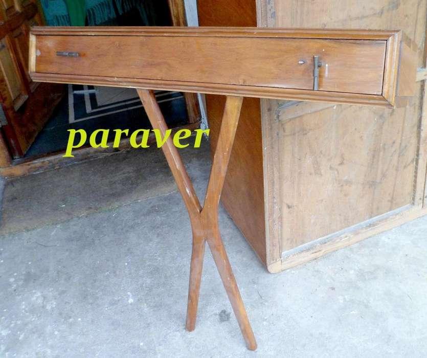 consola dresuar dressoire peinador mini escritorio diseño retro vintage <strong>escandinavo</strong> 60s paraver