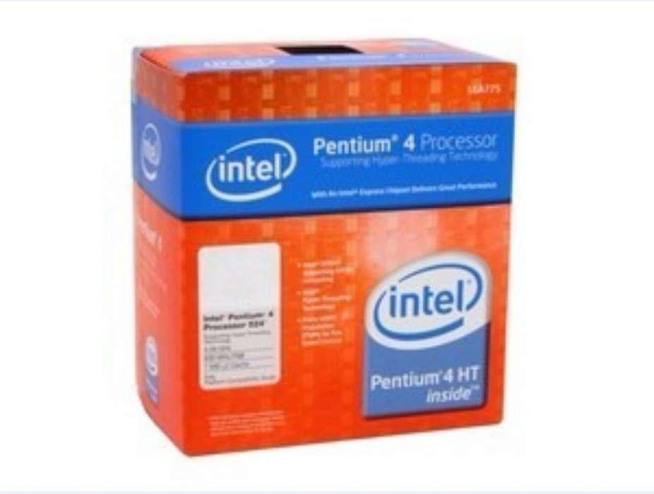Procesasador Intel P4 524 3.6ghz