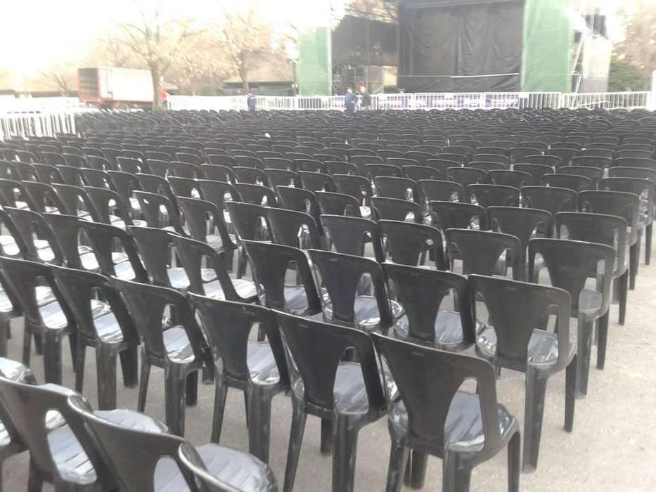 sillas para eventos alquiler de 1 a 10 mil- consulte 155823067