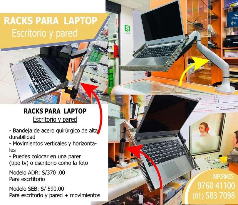 <strong>rack</strong>s para Laptop Y Equipos Medicos