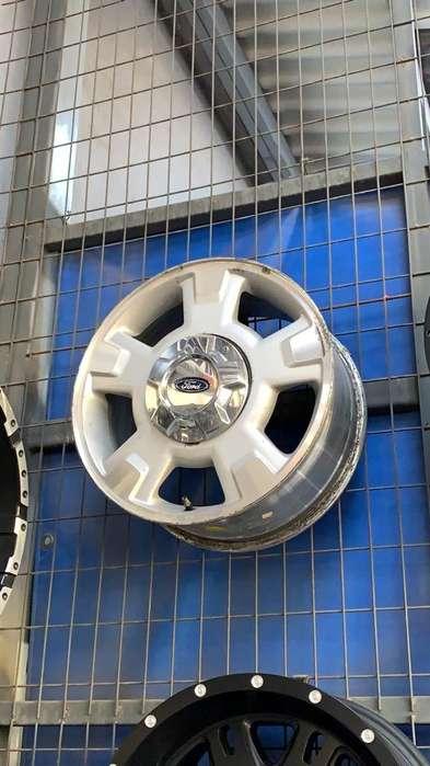 Aros Originales Ford F1-50
