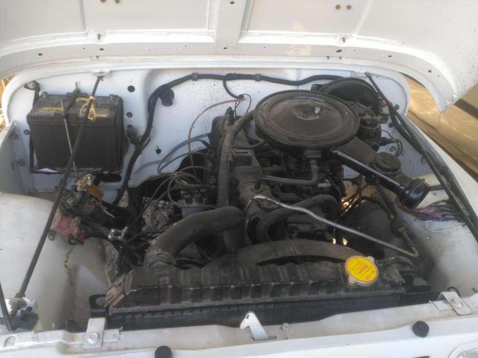 JEEP Willys 1979 - 123 km