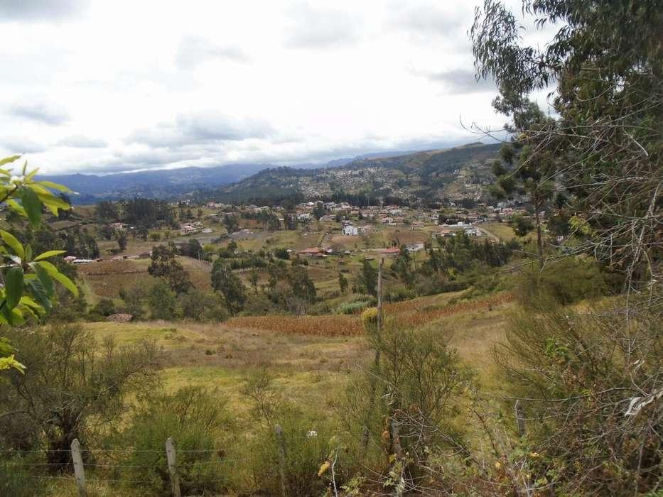 De Oportunidad Vendo 5000 mts² en Challuabamba