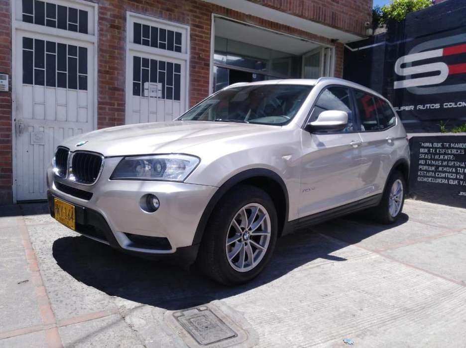 <strong>bmw</strong> X3 2014 - 57000 km