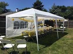 Carpas Para Fiestas Eventos Bodas Camping Patio Carpa Yard