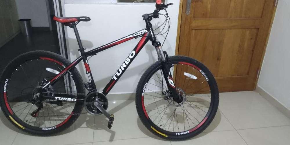 Venta de Bicicleta Aro 27.5