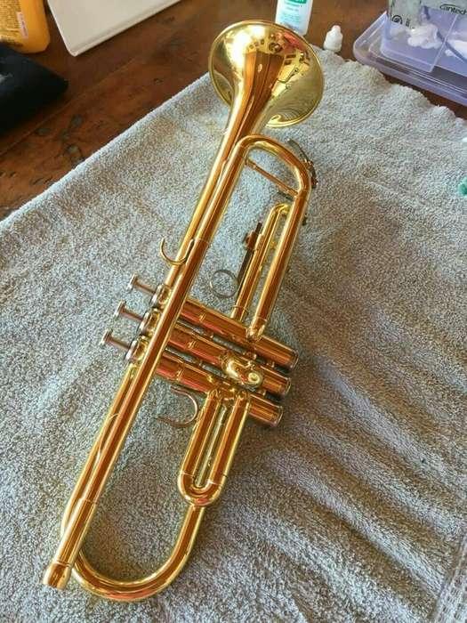 Vendo Trompeta Yamaha