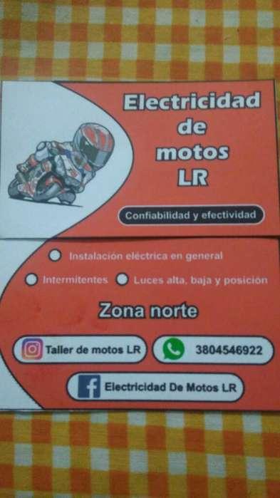 Electricidad de Motos