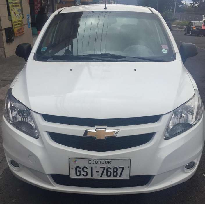 Chevrolet Sail 2014 - 112000 km