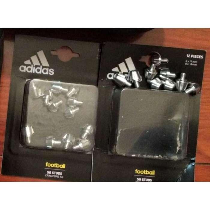 Taches Adidas para Guayos Fútbol O Rugby