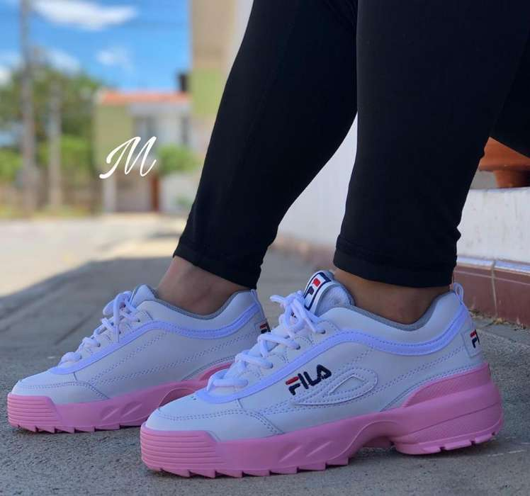 Tennis Fila Damas Tallas 35-40