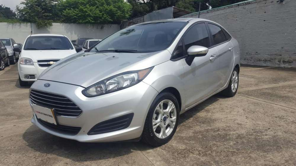 <strong>ford</strong> Fiesta  2014 - 57700 km