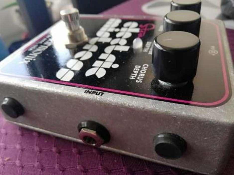 Pedal Efectos Electro-harmonix