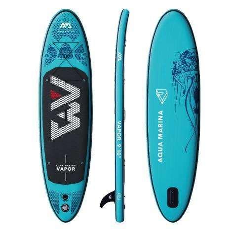 Tabla Stand Up Paddle Surf Inflable Aqua Marina Vapor