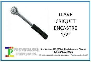 LLAVE CRIQUET 1/2