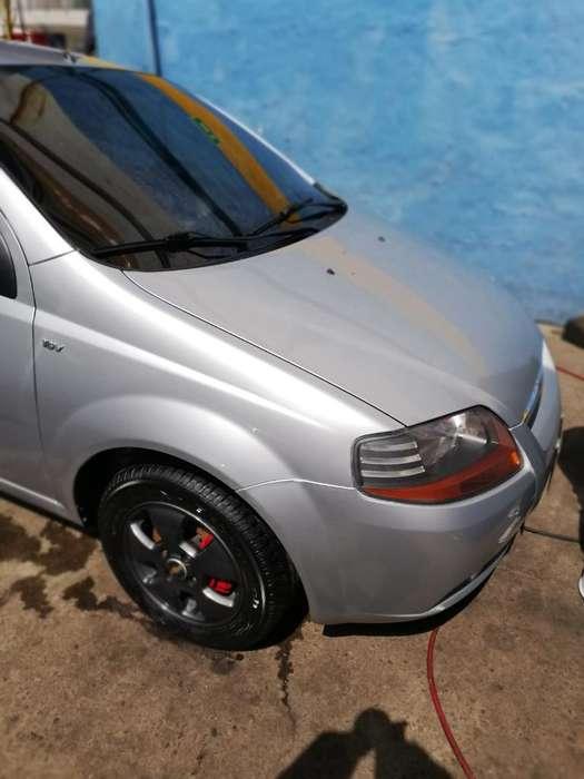 Chevrolet Aveo 2009 - 74000 km