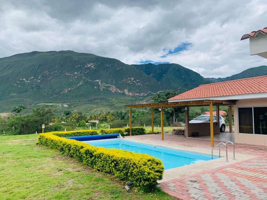 Quinta Vacacional de Renta en Yunguilla