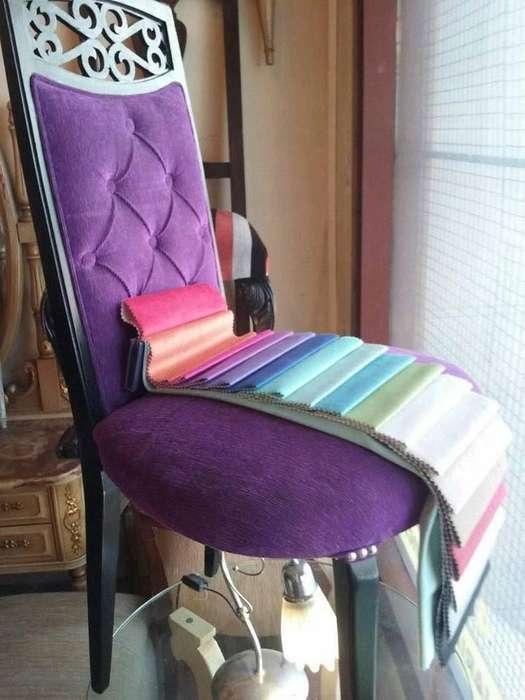 <strong>sillas</strong> restauradas en varios estilos y modelos