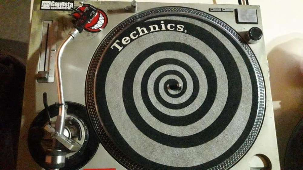 Bandeja Technics MK 1200