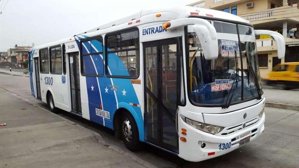 Vendo bus urbano con RUAT en Guayaquil