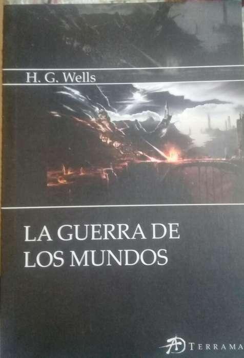 La Guerra de Los Mundos H G Wells Impec