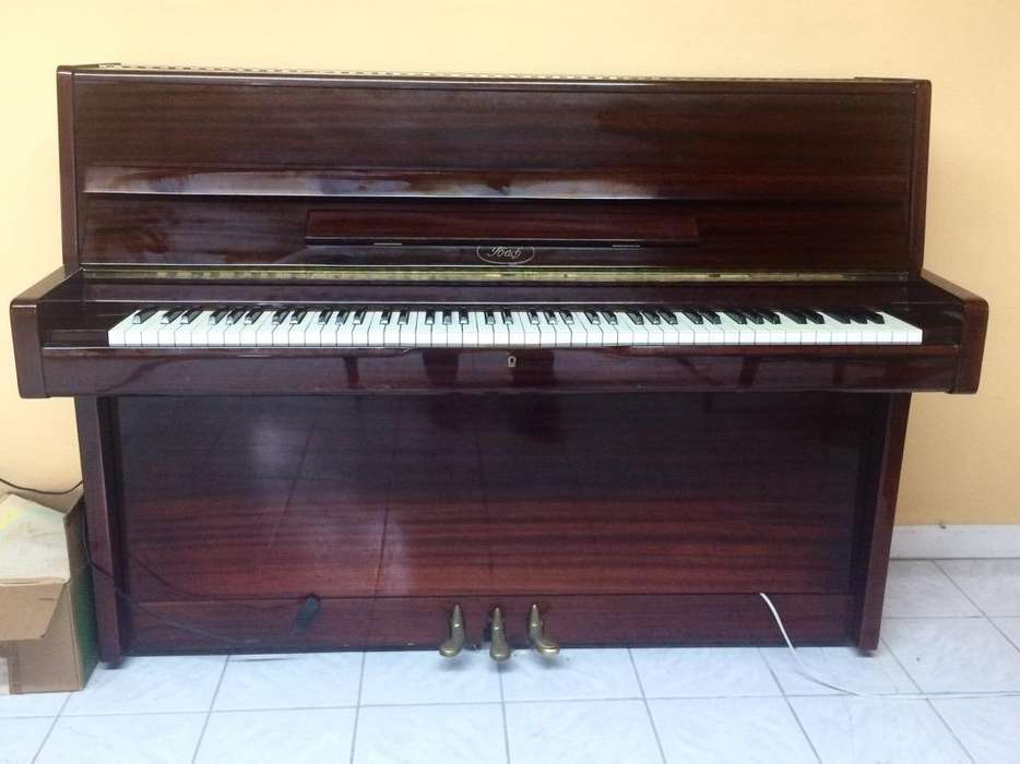 Exclusivo Piano Aleman